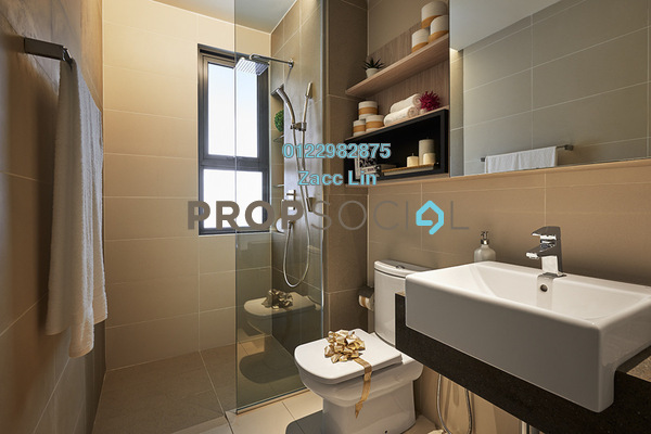 Condominium For Rent in The Potpourri, Ara Damansara Freehold Fully Furnished 1R/2B 3k