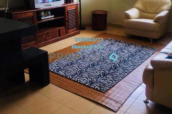 Apartment For Sale in Rampai Court, Setapak Freehold Semi Furnished 2R/1B 280k
