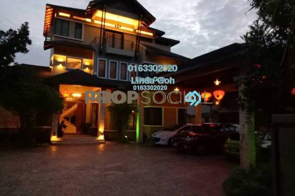 Bungalow For Sale in Mines Resort City, Seri Kembangan Freehold Fully Furnished 5R/7B 4.8m