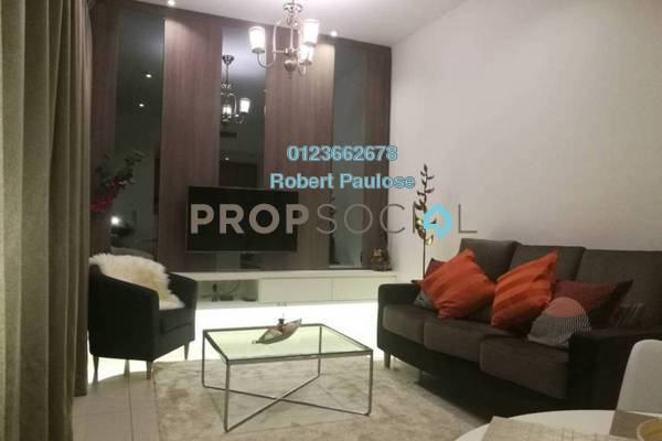 Serviced Residence For Rent in Nadi Bangsar, Bangsar Freehold Fully Furnished 2R/2B 5.5k