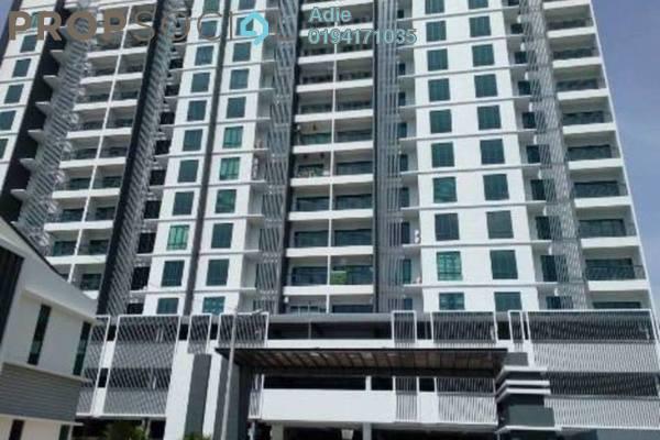 Condominium For Sale in Taman Tan Sai Gin, Bukit Mertajam Freehold Semi Furnished 4R/2B 520k