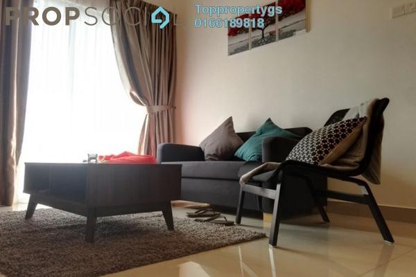 Serviced Residence For Rent in Anyaman Residence, Bandar Tasik Selatan Freehold Fully Furnished 3R/2B 2k