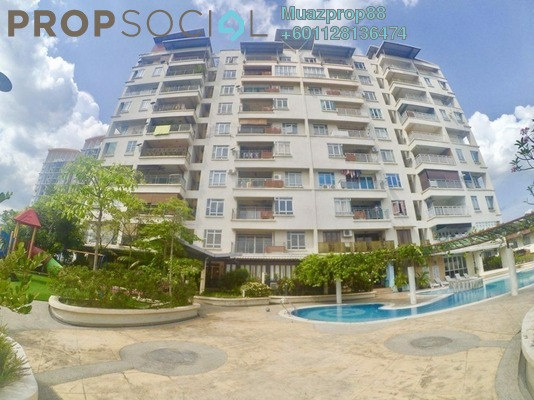 Condominium For Sale in Desa Villas, Wangsa Maju Leasehold semi_furnished 3R/2B 718k