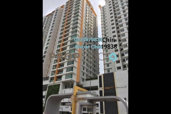 Condominium For Sale in The Zest, Bandar Kinrara Freehold Semi Furnished 3R/2B 650k