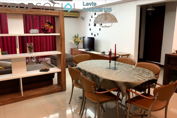Condominium For Rent in Riana Green, Tropicana Freehold Fully Furnished 3R/2B 1.9k