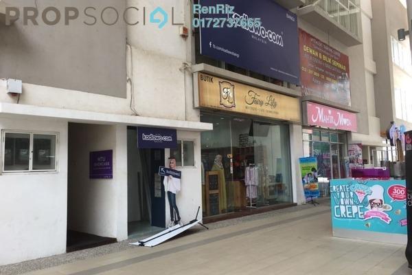 Shop For Rent in Bangi Gateway, Bandar Baru Bangi Freehold Unfurnished 0R/0B 7k
