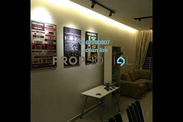 Serviced Residence For Sale in Tropez Residences, Danga Bay Freehold Fully Furnished 2R/2B 650k