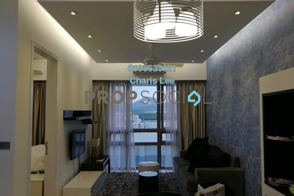 Serviced Residence For Sale in Cascades, Kota Damansara Freehold Fully Furnished 1R/1B 500k