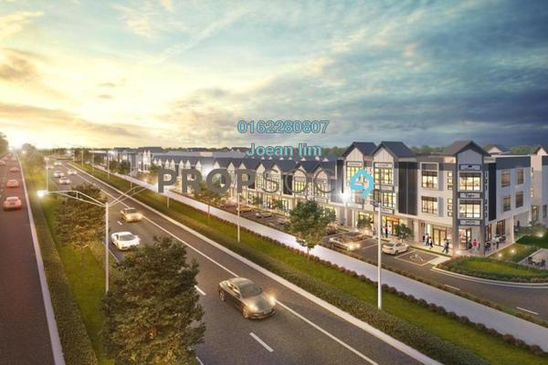 Shop For Sale in Meridin East, Pasir Gudang Freehold Unfurnished 0R/0B 650k