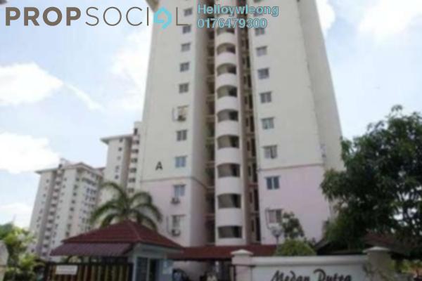 Condominium For Sale in Medan Putra Condominium, Bandar Menjalara Freehold Fully Furnished 4R/3B 500k