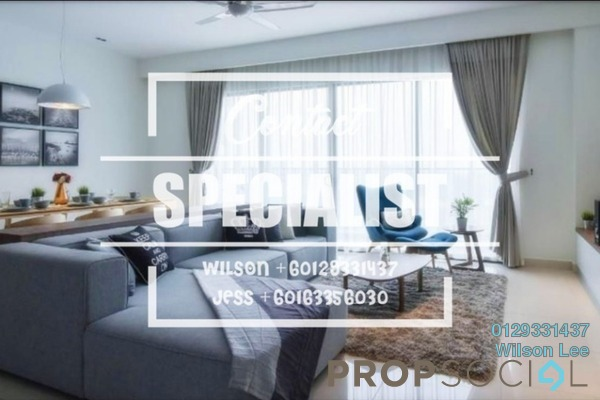 Condominium For Sale in The Westside One, Desa ParkCity Freehold Fully Furnished 1R/1B 800k