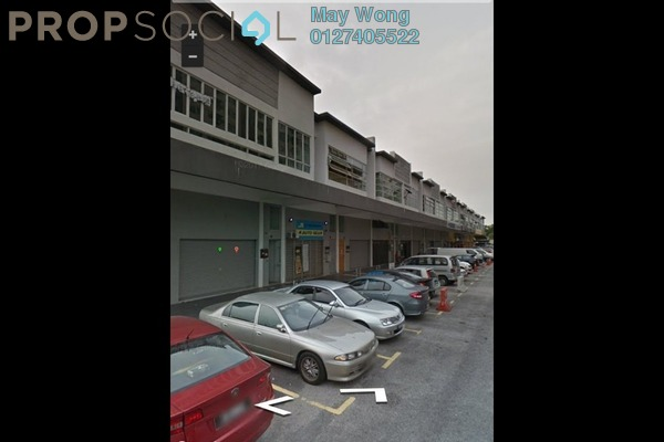 Shop For Sale in Metro Prima, Kepong Freehold Semi Furnished 0R/0B 1.28m