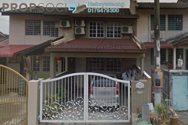 Terrace For Sale in Taman Menjalara, Bandar Menjalara Freehold Semi Furnished 3R/2B 588k
