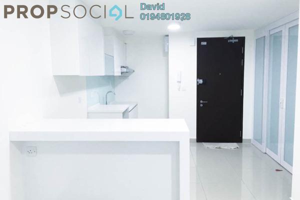 SoHo/Studio For Rent in Trefoil, Setia Alam Freehold Semi Furnished 2R/2B 1.6k