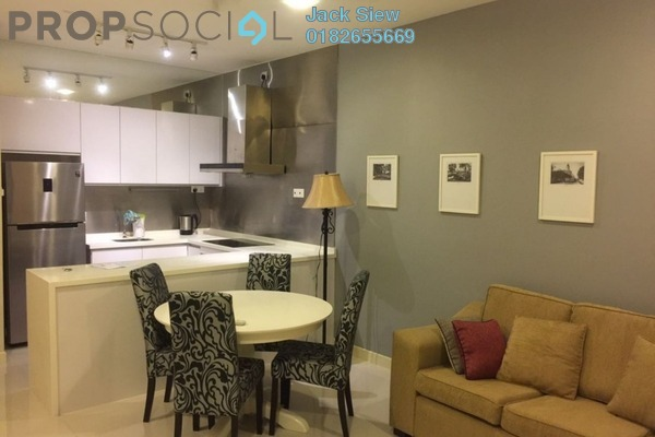 Condominium For Rent in Camellia, Bangsar South Freehold Fully Furnished 1R/1B 2.3k