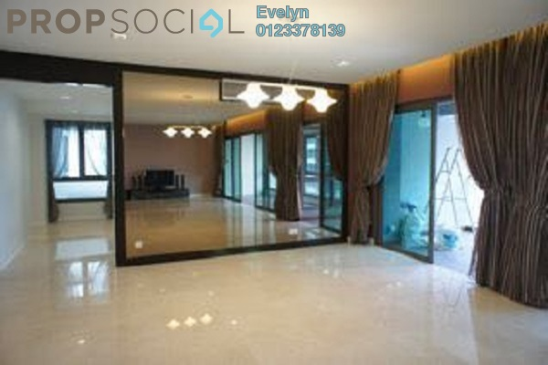 Condominium For Sale in Seni, Mont Kiara Freehold Semi Furnished 4R/4B 2.8m