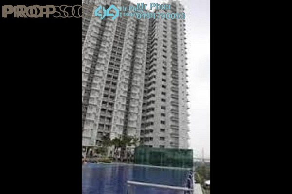 Apartment For Sale in The OceanView, Jelutong Leasehold Fully Furnished 3R/2B 545k
