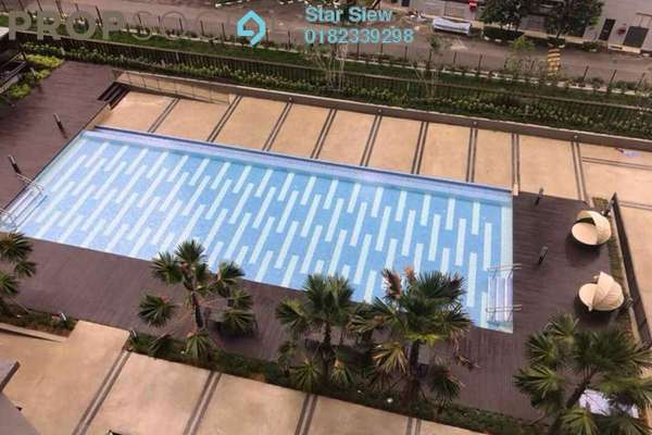 Condominium For Rent in Residensi 22, Mont Kiara Freehold Fully Furnished 3R/4B 6.5k