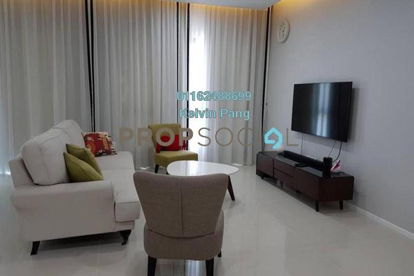 Condominium For Rent in Raffel Tower, Bukit Gambier Freehold Fully Furnished 3R/2B 3.2k