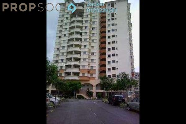 Condominium For Rent in Astaka Heights, Pandan Perdana Freehold Semi Furnished 3R/2B 1.4k