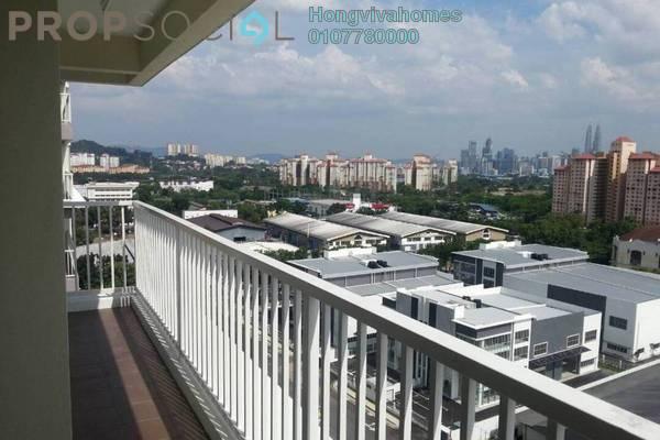 Condominium For Rent in Platinum Lake PV20, Setapak Freehold Semi Furnished 4R/2B 1.7k
