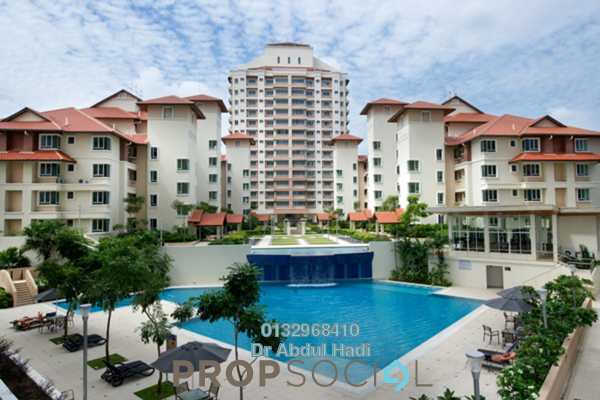 Condominium For Sale in Puteri Palma 2, IOI Resort City Freehold Unfurnished 3R/3B 700k