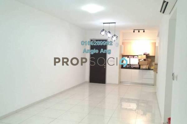 Condominium For Rent in Midfields 2, Sungai Besi Freehold Semi Furnished 3R/2B 1.7k