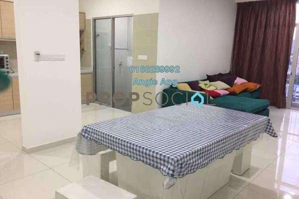 Condominium For Rent in Midfields 2, Sungai Besi Freehold Semi Furnished 3R/2B 1.8k