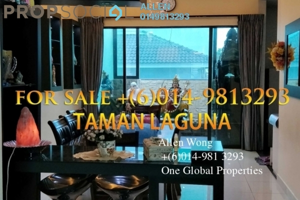Terrace For Sale in Taman Perling, Iskandar Puteri (Nusajaya) Freehold Semi Furnished 6R/6B 1.38m