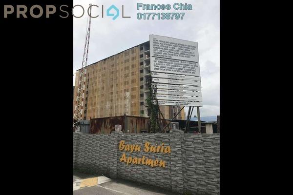 Condominium For Sale in Bayu Suria, Balakong Freehold Unfurnished 3R/2B 250k