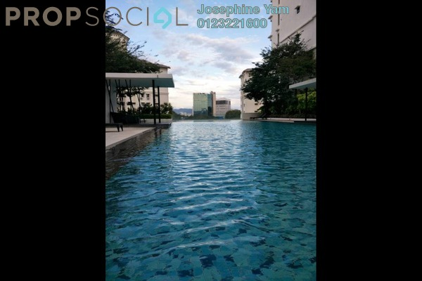 Condominium For Sale in Papillon Desahill, Taman Desa Freehold Semi Furnished 2R/3B 1.1m