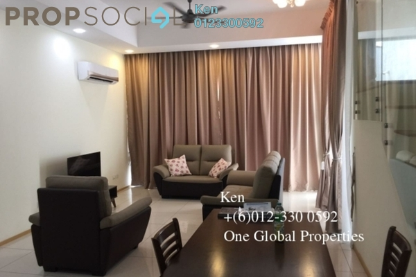 Terrace For Rent in Symphony Hills, Cyberjaya Freehold Fully Furnished 5R/5B 3.8k