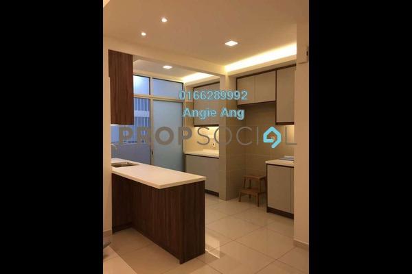Condominium For Rent in Midfields 2, Sungai Besi Freehold Semi Furnished 3R/3B 1.8k