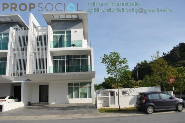 Terrace For Sale in Garden Residence, Cyberjaya Freehold Semi Furnished 5R/5B 1.95m