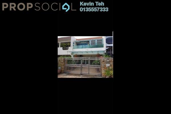 Terrace For Sale in Taman Setapak, Setapak Freehold Fully Furnished 4R/3B 1.05m