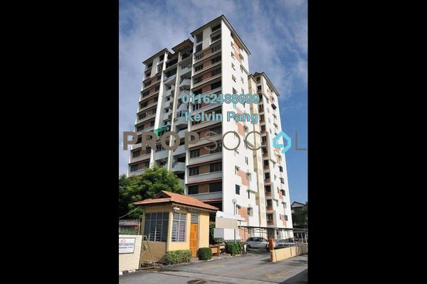 Condominium For Sale in Lavinia Apartment, Sungai Nibong Freehold Fully Furnished 3R/2B 560k