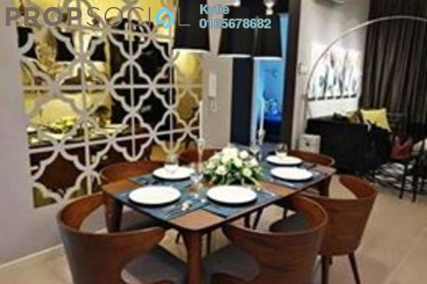 Condominium For Rent in Desa Green Serviced Apartment, Taman Desa Freehold Fully Furnished 3R/2B 2.6k