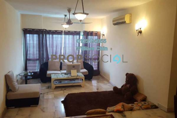 For Rent Condominium at Sang Suria, Sentul Freehold Fully Furnished 3R/2B 1.9k