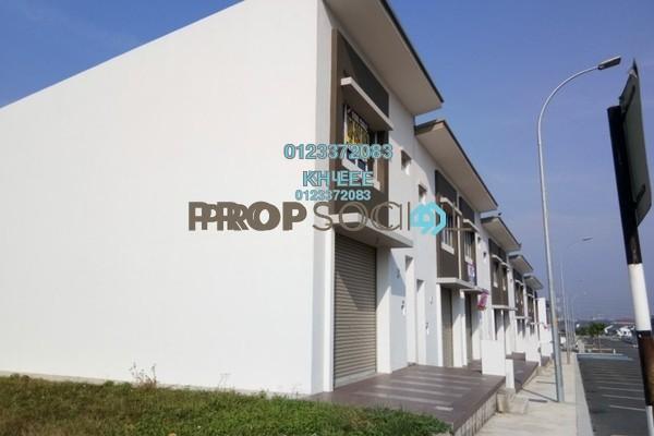 Factory For Rent in Bukit Raja Industrial Park, Klang Freehold Unfurnished 0R/2B 3k