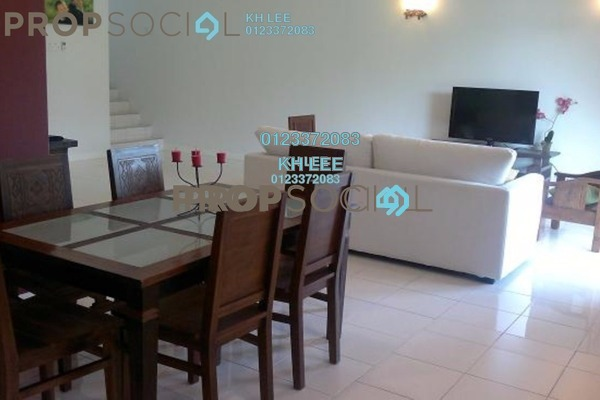 For Rent Semi-Detached at Glenmarie Cove, Port Klang Freehold Fully Furnished 4R/3B 5k