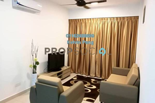 Condominium For Rent in Tropicana Bay Residences, Bayan Indah Freehold Fully Furnished 3R/2B 1.9k