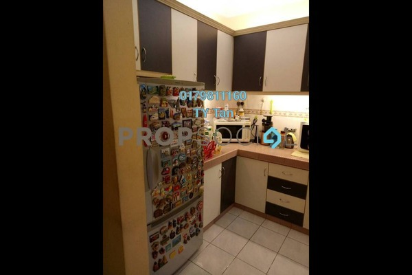 Condominium For Sale in Vista Tasik, Bandar Sri Permaisuri Freehold Semi Furnished 3R/2B 515k