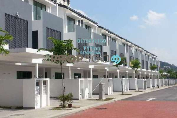 Link For Sale in Laman Bayu, Bukit Jalil Freehold Unfurnished 5R/5B 1.45m