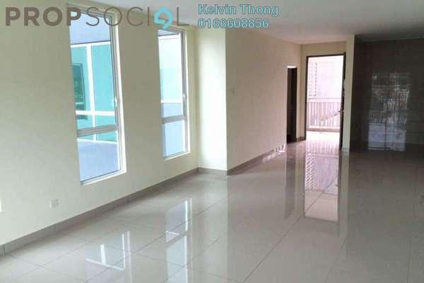 Condominium For Sale in The Loft @ ZetaPark, Setapak Freehold Semi Furnished 3R/2B 660k