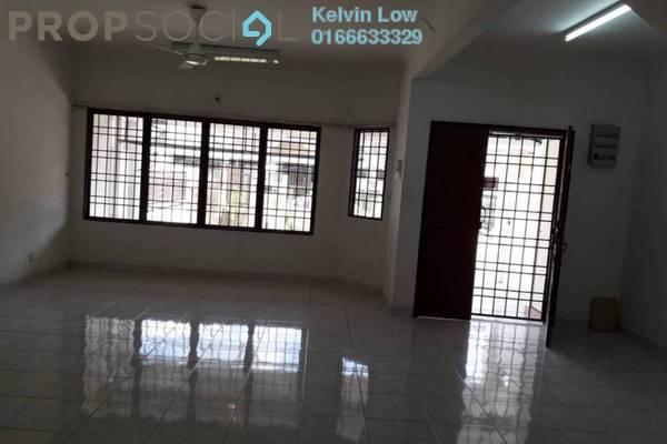 Terrace For Sale in BU4, Bandar Utama Freehold Semi Furnished 4R/3B 1.35m