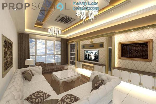 Condominium For Sale in Sinaran TTDI, TTDI Freehold Fully Furnished 4R/5B 2.08m