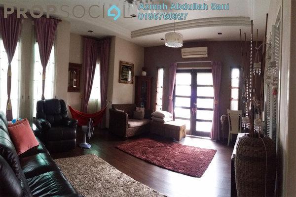 Bungalow For Sale in Kampung Melayu Subang, Subang Freehold Semi Furnished 6R/4B 1.9m
