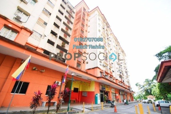 Apartment For Sale in Metro Prima, Kepong Leasehold Unfurnished 3R/2B 320k