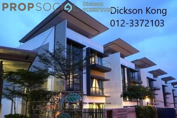 Villa For Sale in Laman Vila, Segambut Freehold Unfurnished 8R/8B 2.89m