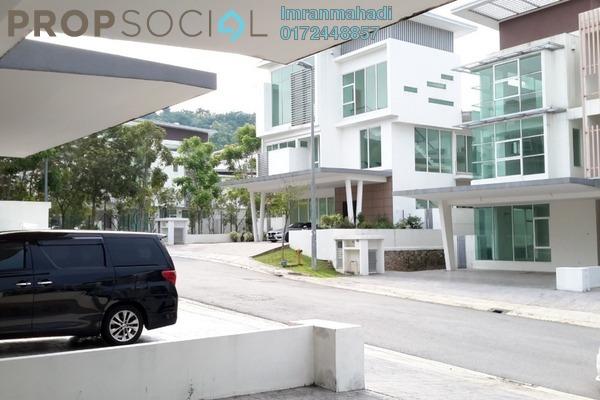 Semi-Detached For Sale in Garden Residence, Cyberjaya Freehold Semi Furnished 6R/4B 1.48m